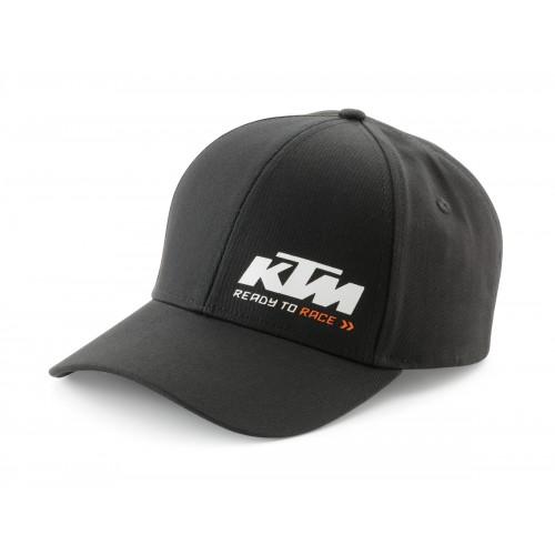 Бейсболка RACING BLACK KTM