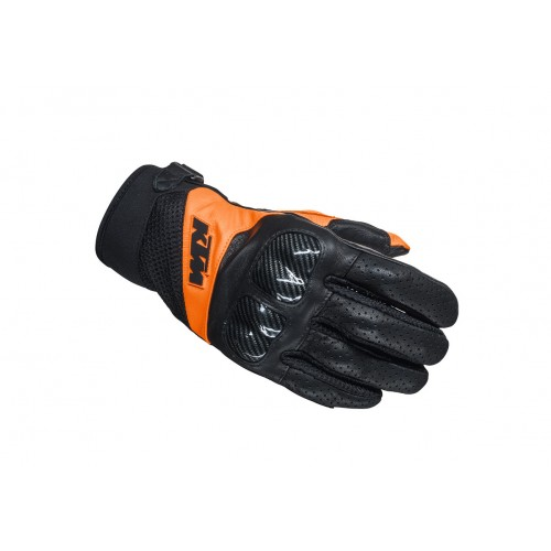 Перчатки RADICAL X черные KTM