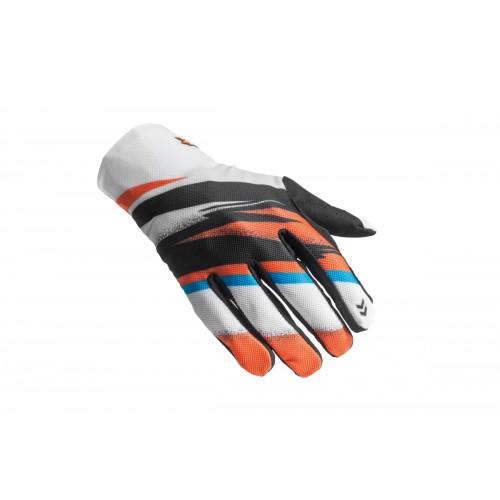 Перчатки GRAVITY-FX синие KTM