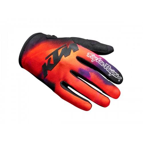 Перчатки SE SLASH оранжевые KTM