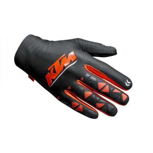 Перчатки GRAVITY-FX черные KTM