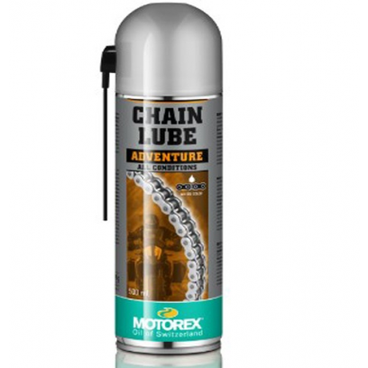 Смазка цепи Motorex Chain Lube Adventure (500мл) Clear