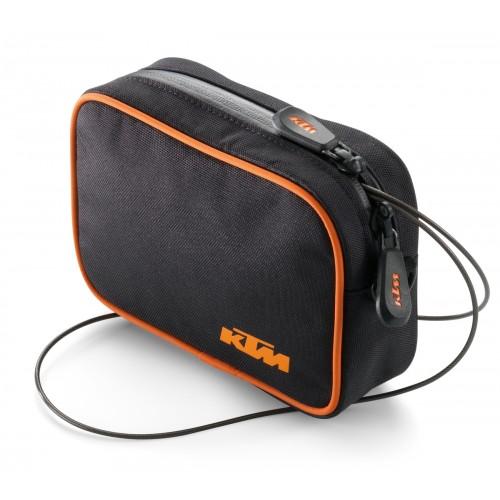 Замок для шлема (с сумкой для перевозки) KTM