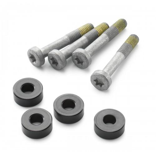 Монтажный комплект для удлинения ручек на кофрах KTM