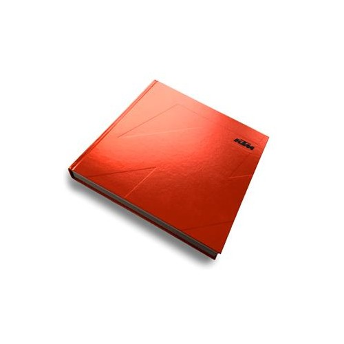 Бренд книга KTM