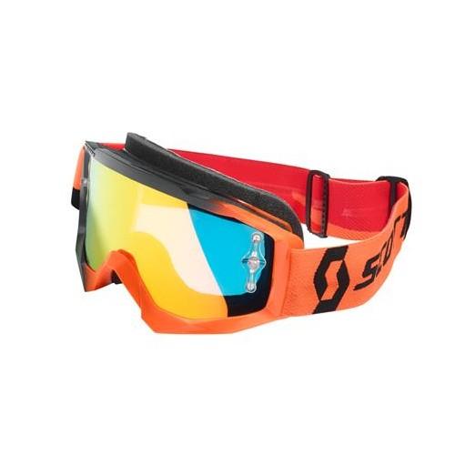 Защитные очки HUSTLE MX КТМ