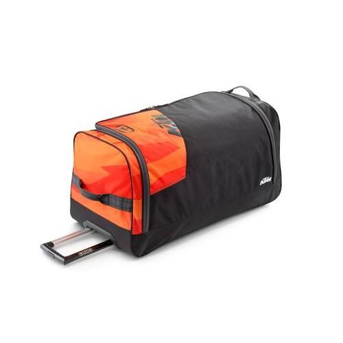 Оранжевая механическая сумка КТМ