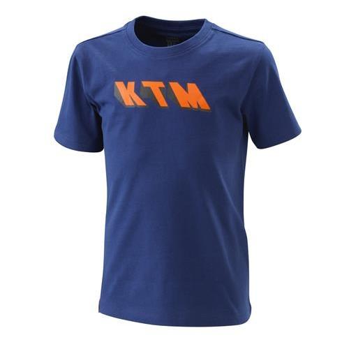 Футболка KIDS RADICAL BLUE КТМ