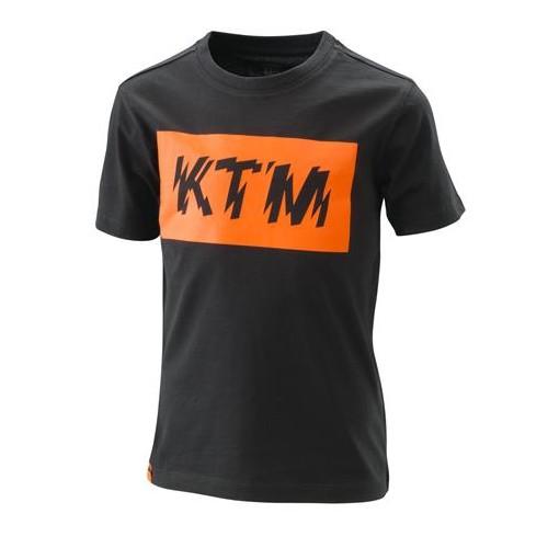 Футболка KIDS RADICAL BLACK КТМ