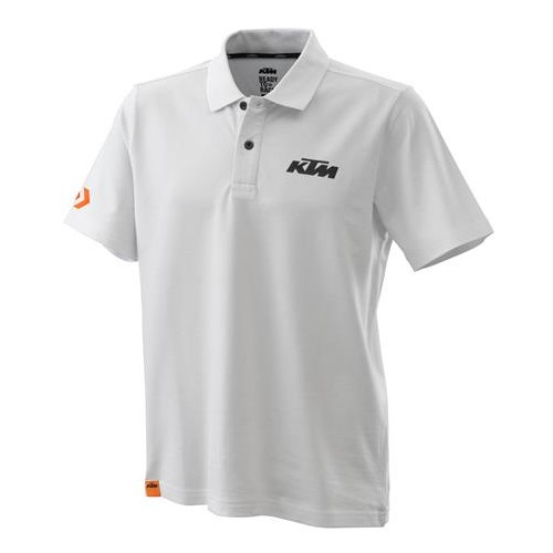 Футболка RACING POLO WHITE