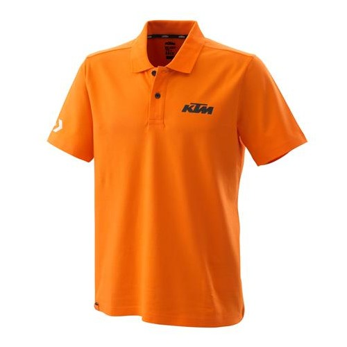 Футболка RACING POLO ORANGE
