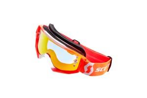 Защитные очки HUSTLE MX KTM