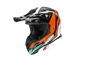Шлем AVIATOR 2.2 черный KTM