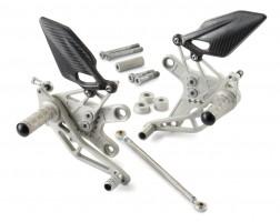 Система подножек KTM