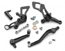 Комплект лапок заднего тормоза и переключения передач KTM